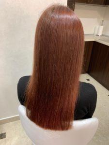 Молекулярное восстановление волос
