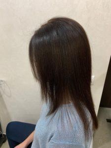 Структурирование волос